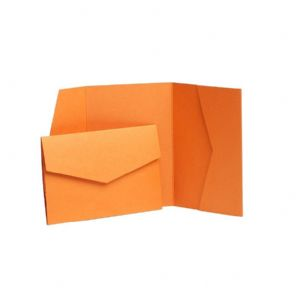 Exclusive Mandarine Orange Pocketfold Kit